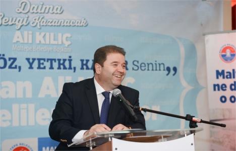 Ali Kılıç Maltepe'de kentsel dönüşüm toplantısı yaptı!