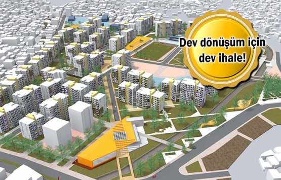 İzmir Örnekköy 2. etap kentsel dönüşüm ihalesi bugün!
