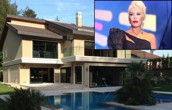 Ajda Pekkan: Villamın fiyatı aynı duruyor, alıcısı varsa satabilirim!