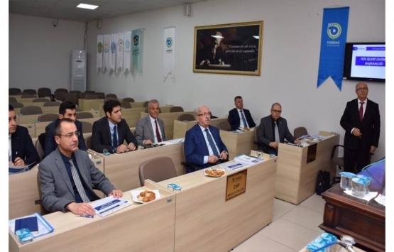Tekirdağ Büyükşehir Belediyesi'nin 2020 yatırımları masaya yatırıldı!
