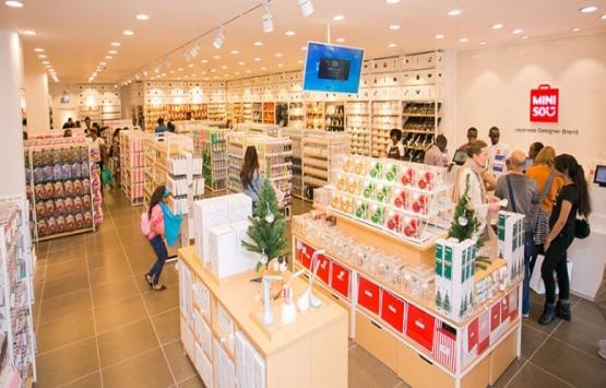 Miniso yıl sonuna kadar 60 mağazaya ulaşacak!