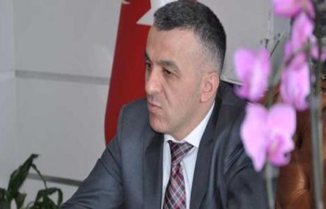 Osman Bilgin: Alaşehir için 17 büyük proje hazır!
