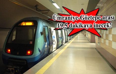 Ümraniye-Ataşehir-Göztepe metro hattının ihalesi bugün!