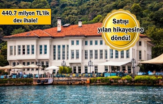 Hotel Les Ottomans yine icradan satışa çıktı!