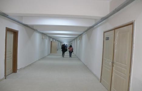 BEÜ MYO kampüsü