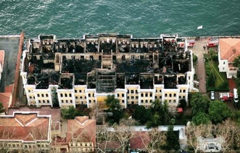 Galatasaray Üniversitesi'nde restorasyon