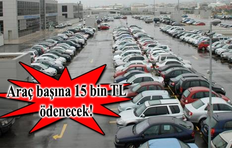 İstanbul'da otopark tapusu uygulaması başlıyor!