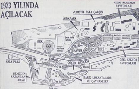 1971 yılında Uluslararası İstanbul Fuarı Yenikapı'da kurulacakmış!