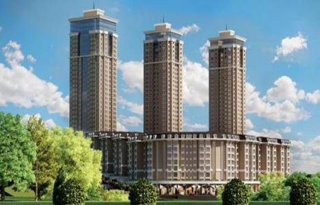 Trendist Ataşehir'de penthouse