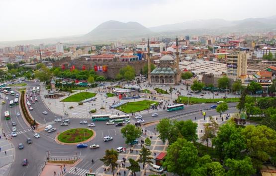Kayseri'de 3.4 milyon