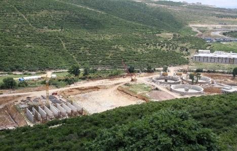 Dilovası Atıksu Arıtma tesisi 45 milyon TL yatırımla yükseliyor!