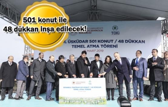 Üsküdar Kirazlıtepe kentsel dönüşümde inşaat başladı!