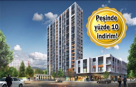 Kayım Rezidans Dragos fiyatları 289 bin TL'den başlıyor! Yeni Proje!