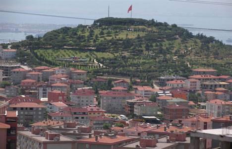 İstanbul'da satılık gayrimenkul 900 bin TL!
