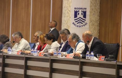 Bodrum Belediye Meclisi'nde imar konuşuldu!
