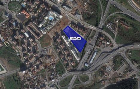 Kurtköy'de 8.3 milyon TL'ye satılık arsa!