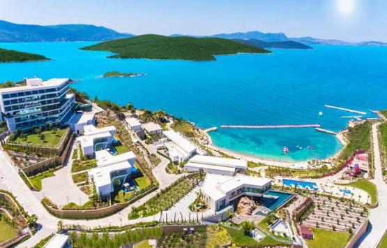 LUX* Bodrum Resort&Residences'a Avrupa'dan ödül!