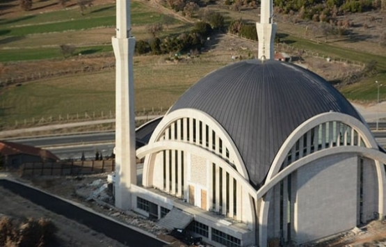 Uşak'taki 10 milyon TL'lik caminin yapımı için seferberlik!