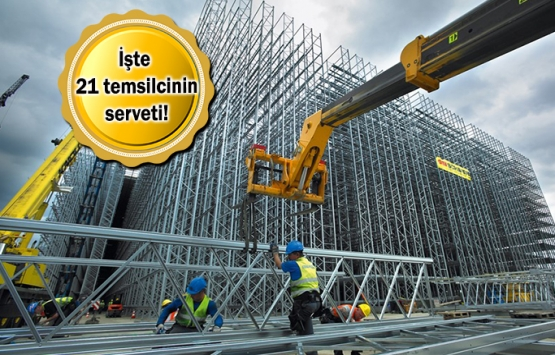 Türkiye'nin en zengin inşaatçıları!