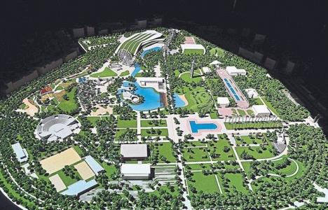 İzmir Kültürpark projesi