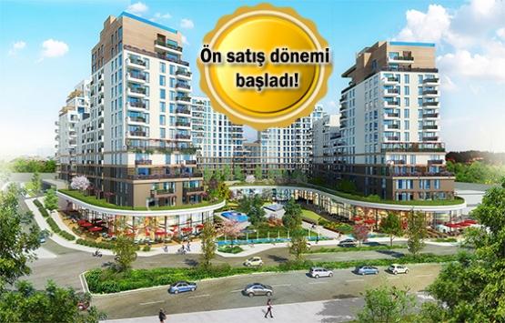 Sinpaş Time Ataşehir'de 1+1'ler 620 bin TL'ye! Yeni proje!