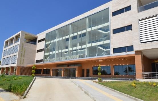 Hatay Mustafa Kemal Üniversitesi'ndeki ticari alanlar kiraya verilecek!