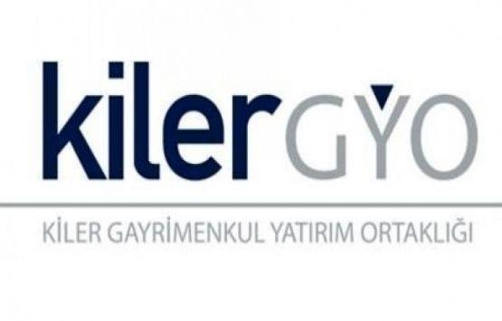 Kiler GYO Esenyurt'taki depolama alanını aylık 35 bin 640 TL'ye kiraya verdi!
