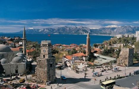 Antalya'da taşınmaz kültür varlıkları için yardım yapılacak!