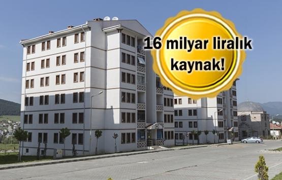 TOKİ'den dar gelirliye 250 bin yeni konut!