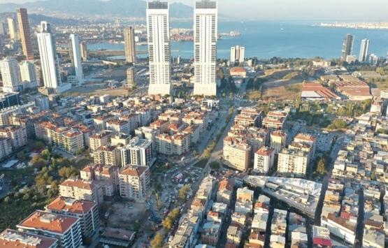 İzmir Konak'taki kentsel dönüşüm için tarih belli oldu!