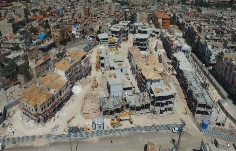Gaziantep Yazıcık Konutları 4 ay sonra tamamlanacak!
