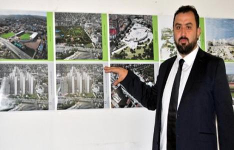 Sivas Mimarlar Odası'ndan eski stat arazisine meydan önerisi!