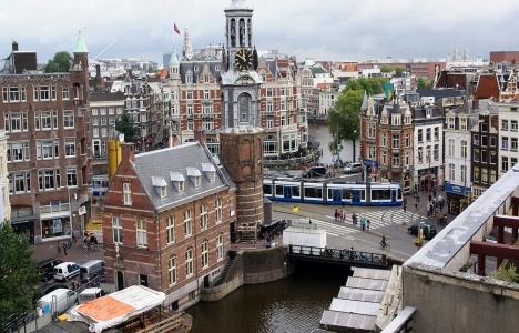 Amsterdam'da ev kiralamak isteyen Iraklı kadına ırkçı yanıt!