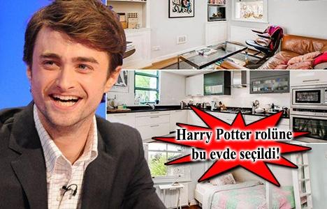 Daniel Radcliffe'in çocukluk