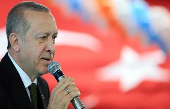 Cumhurbaşkanı Erdoğan: Yepyeni