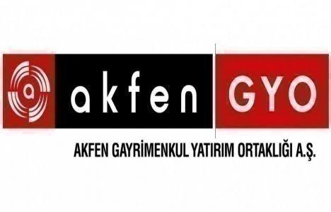 Akfen GYO'nun hisse