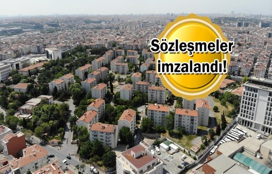 Zeytinburnu Beştelsiz'de 137.5 milyon TL'lik dönüşüm başlıyor!