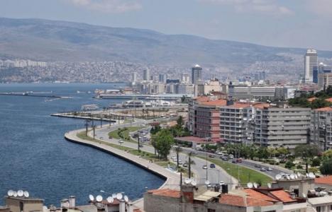 İzmir'de günde 263 konut satıldı!