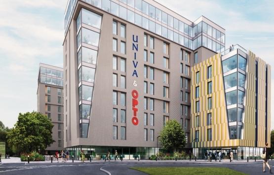 Erkanlı Holding'ten İngiltere'de Univa Evi Projesi!