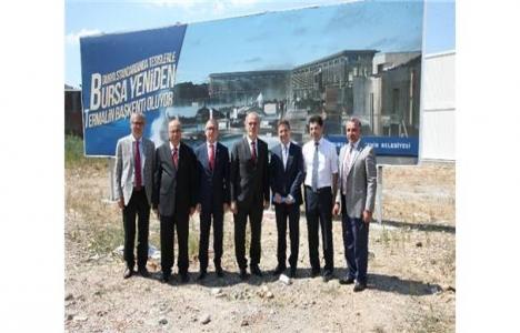 Bursa Sıcaksu'da kamulaştırmalar devam ediyor!