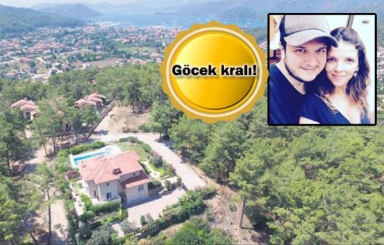 Şahan Gökbakar Göcek'ten 1 milyon Euro'ya ev alıyor!