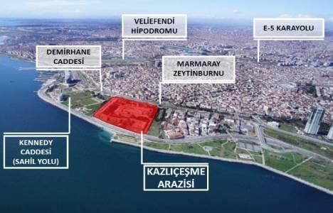 Özak Ziylan Yenigün Zeytinburnu Projesi ne zaman satışa çıkacak?