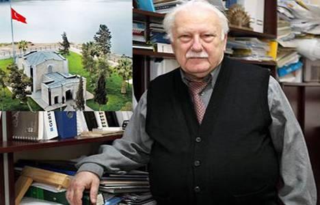 Suriye'deki Süleyman Şah Türbesi nasıl inşa edildi?