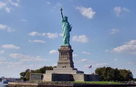 Özgürlük Heykeli federal hükümetin kapalı olmasına rağmen yeniden açıldı!