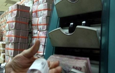 Bankacılık sektörünün büyüklüğü 2 trilyona dayandı!