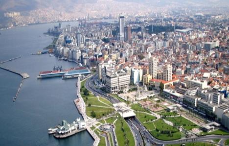 İzmir'de 1+1 dairelerde