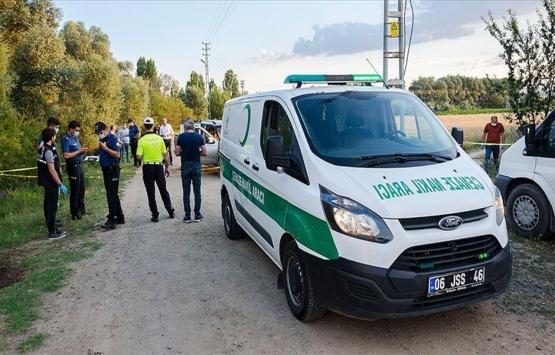 Ankara'da arazi anlaşmazlığı kavgası: 1 ölü, 1 yaralı!