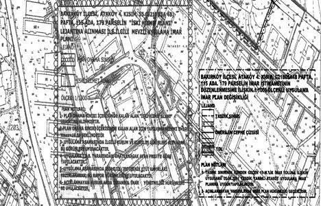 Bakırköy Ataköy 3, 4 ve 11. mahalle imar plan tadilatı 7 Mart'ta askıdan iniyor!