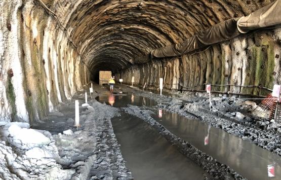 Zonguldak Mithatpaşa Tünelleri'nin inşaatı başladı!