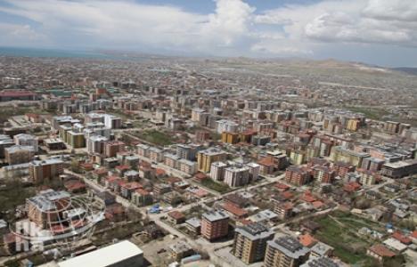Van Erciş'te dönüşüm